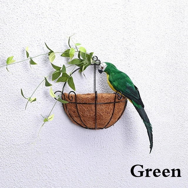 Realistic Highly Detailed Bird Ornaments For Home & Garden 2