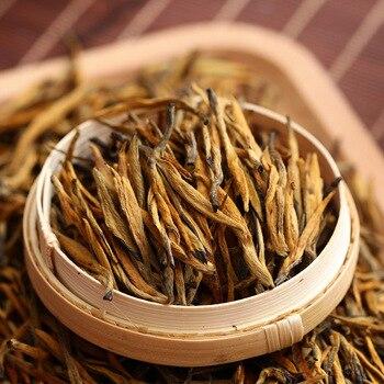 5A 2020 Chinese Yunnan Dian Hong tea The Premium DianHong tea Beauty Slimming Diuretic Down Three Green Food dian hong Black tea