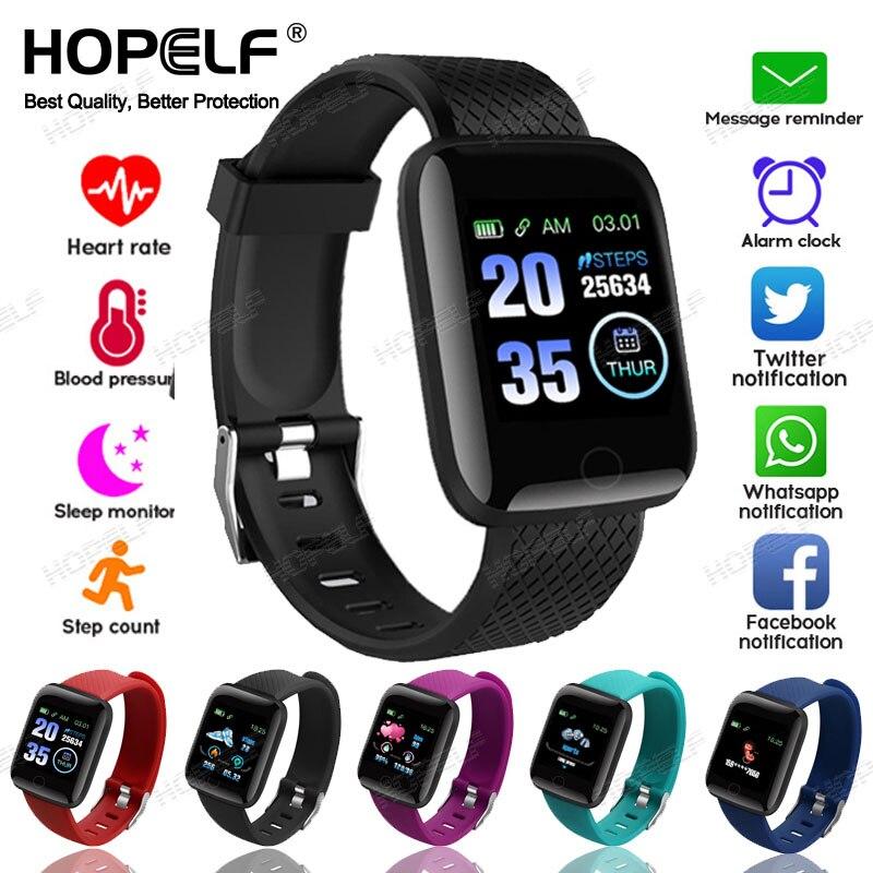 Smart Watch Man Woman Smartwatch Android Bluetooth Blood Pressure Measurement Heart Rate Monitor Sport wach Smart watch 2020(China)