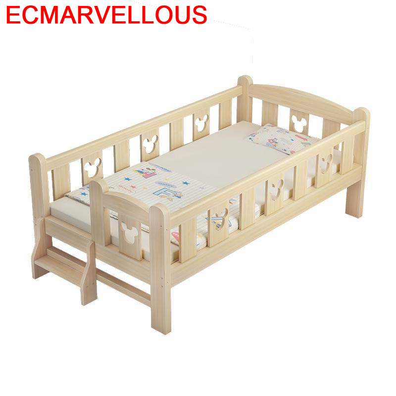 Mobili Hochbett Infantiles Cocuk Yataklari Chambre Children Lit Enfant Wodden Muebles Cama Infantil Bedroom Furniture Kids Bed