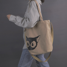 Korean Style Canvas Shoulder Bag hand Crossbody Women Large Capacity Big