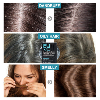 Organic Natural Fast Hair Dye Only 5 Minutes Noni Plant Essence Black Hair Color Dye Shampoo for Cover Gray White Hair