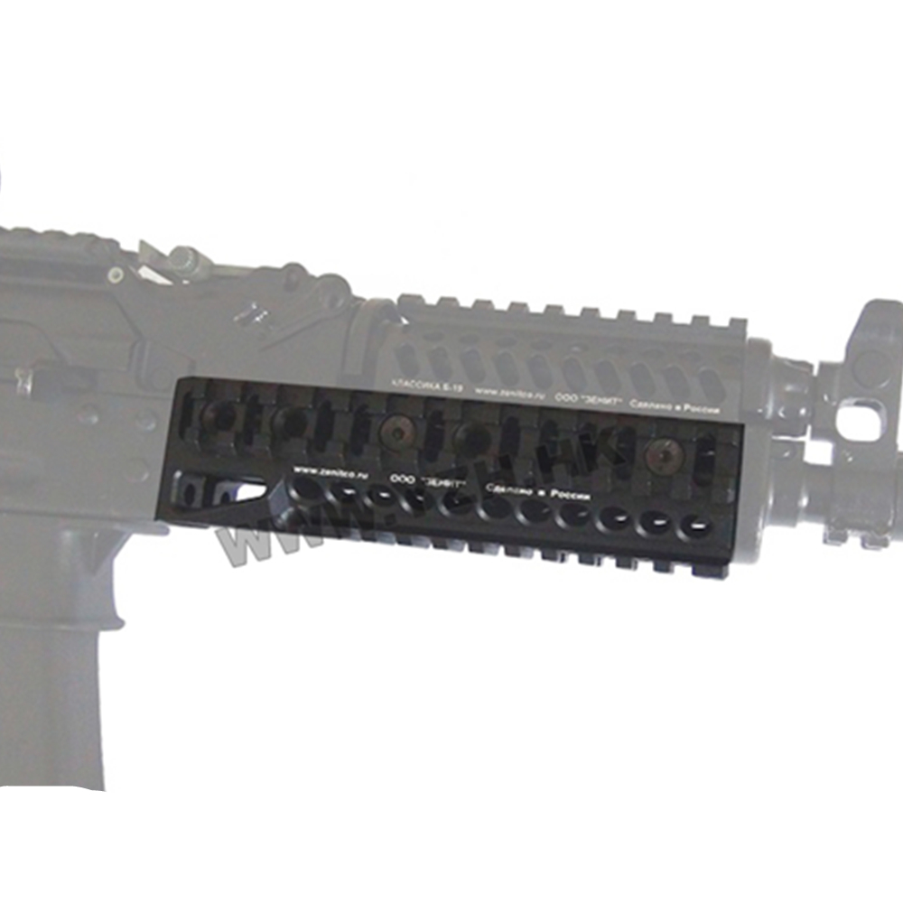 Image 3 - Emerson Tactical Hunting Airsoft Rifle Aluminum Gun Accessories 47 104 Strikeforce AKS74U style B 11 Handguard Upper Lower Rail-in Hunting Gun Accessories from Sports & Entertainment