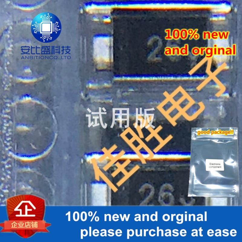 20pcs 100% New And Orginal SMD26AGP SS2P6 2A60V SOD123 Si26 In Stock