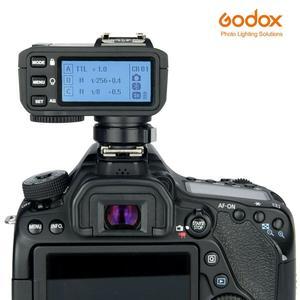 Image 5 - Đèn Flash Godox X2 X2T X2T C X2T N X2T S X2T F X2T O X2T P TTL 1/8000 S HSS Wireless Flash Trigger Cho Máy Canon nikon Sony Fuji Olympus Pentax