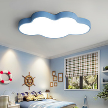 Kids Bedroom Light Ceiling Girls Boys Led Lamp Children Room Nursery Cloud Lighting Fixtures