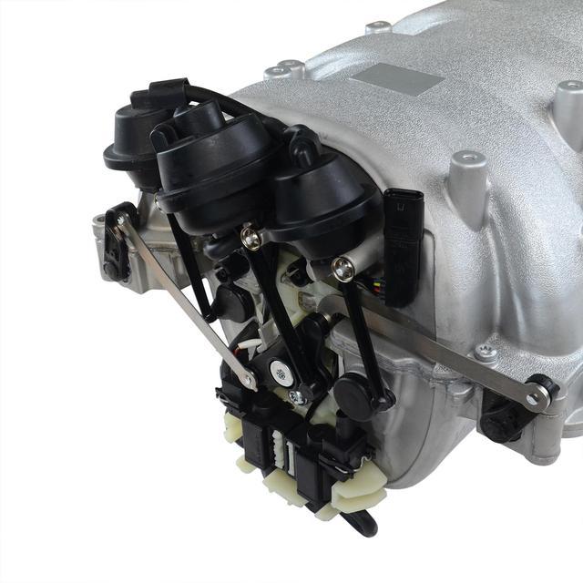 AP02 INTAKE ENGINE MANIFOLD ASSEMBLY 2721402401 for Mercedes-Benz ML C230 C280 CLK GLK E350 R350 SLK M272 M273 V6 Engine 4