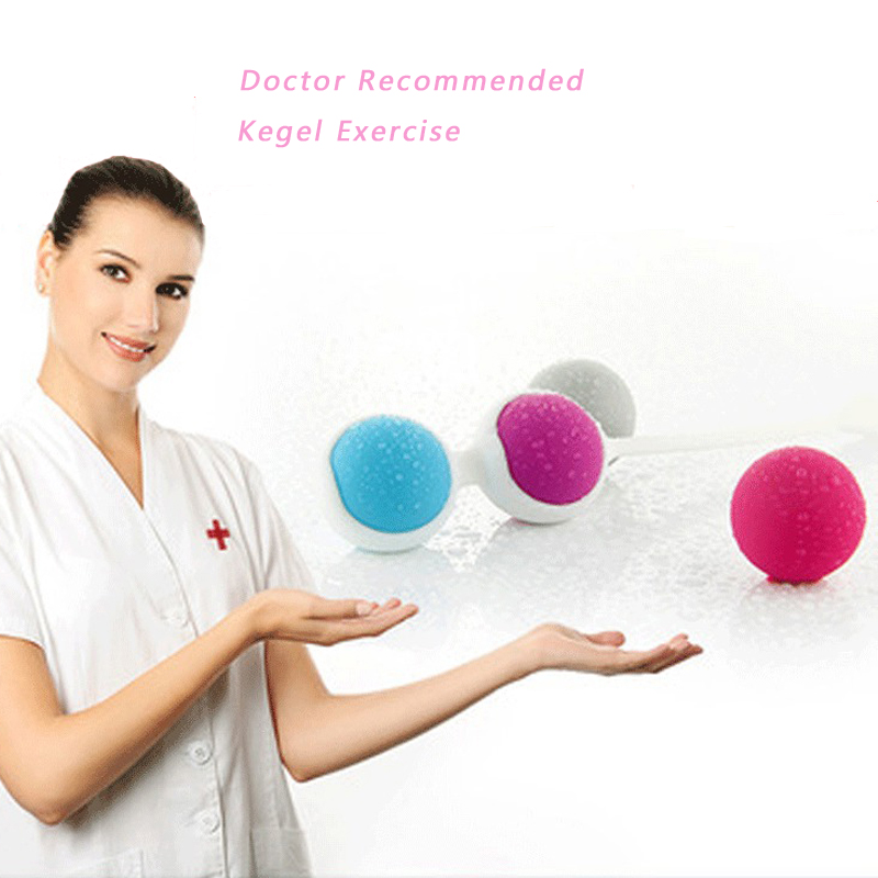 Silicone Medical Kegel Balls Chinese Vaginal Balls Vagina Shrinking Ball Geisha Tighten Exercise Ball Sex Toys For Adults Women