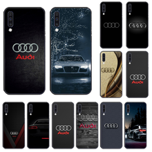 German car For Audi cool key Coque Shell Phone Case For Samsung A50 60 70 A6 A8 2018 plus A7 A9 750 920(China)