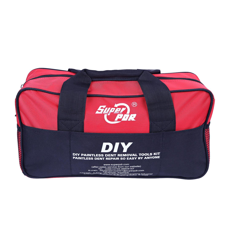 Kit di strumenti PDR Fai-da-te Rimuovi ammaccatura senza vernice - Set di attrezzi - Fotografia 6