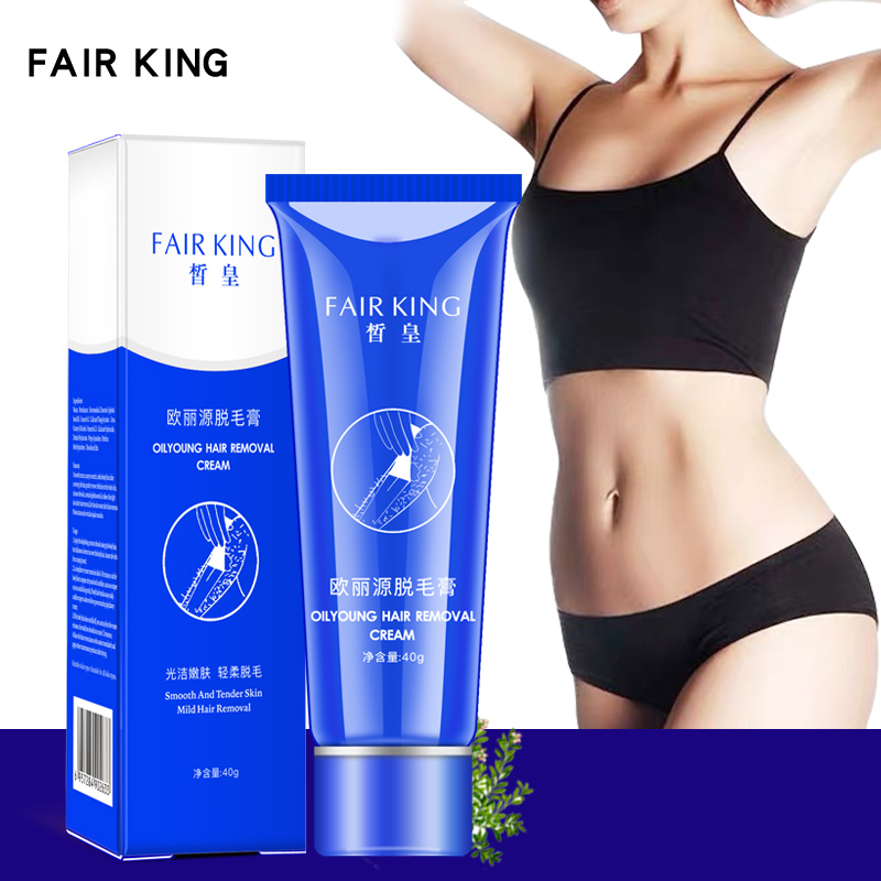 FAIRKING Men And Women Herbal Depilatory Cream Hair Removal Painless Cream For Removal Armpit Legs Hair Body Care Shaving