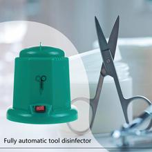 Ультра высокотемпературный стерилизатор ящики из нержавеющей стали дезинфекция коробка полностью автоматические инструменты для ногтей стерилизатор 220-240 В