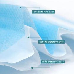 N95 Face Mask 50 Pcs Anti-virus face Masks Disposable Filter Masks KF94 FFP3 Dust 3 Laye protective Mask n95 mouth masks Pm2.5 3