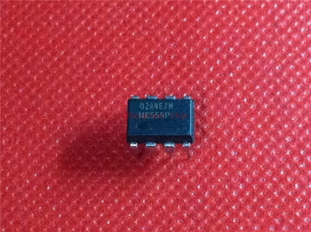 10pcs/lot NE555 NE555P NE555N 555 Timers DIP-8 The new quality is very good work 100% of the IC chip In Stock - discount item  10% OFF Active Components