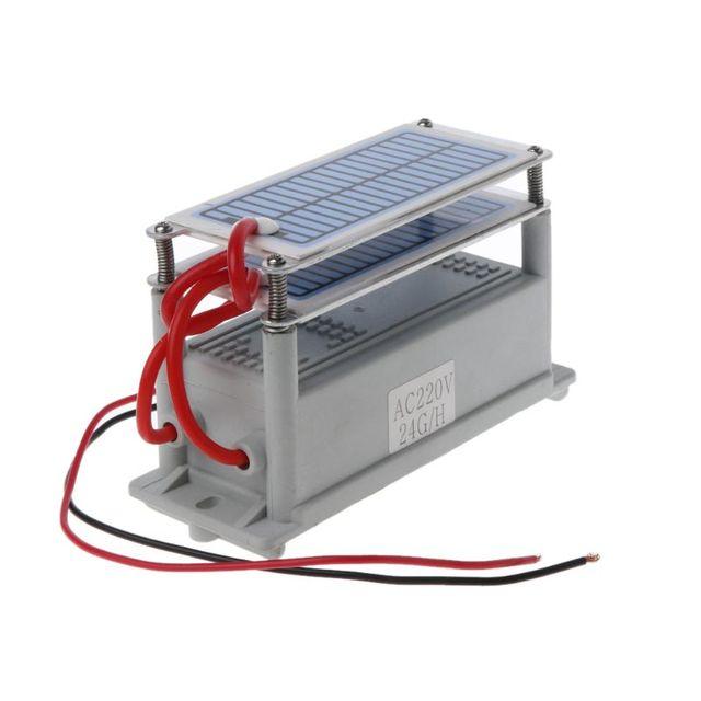 220V 24g/5g Ozone Generator Integrated Ceramic Plate Ozonizer Air Water Sterilization Purifier for Dryer Dishwasher Refrigerator