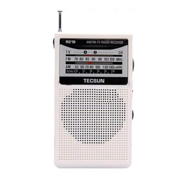 Радиоприемник TECSUN R-218, AM/FM