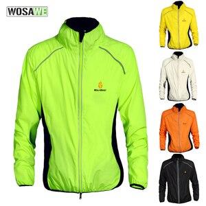 Image 1 - Мужская мотоциклетная куртка WOSAWE, водонепроницаемая ветрозащитная куртка для езды на мотоцикле, спортивная куртка для мотокросса