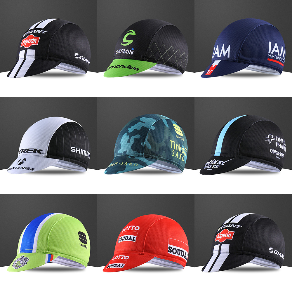 Dragonpad Hot Quick Dry Cycling Cap Breathable Anti-sweat Sports Hat Bike Riding Caps Outdoor Baseball Hat Unisex Bicycle Caps