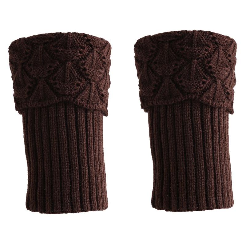 Winter Warmer Women Thicken Socks Female Korean Version Of The Foot Cover Warm Thin Thighs Flip Sail Scallops Socks