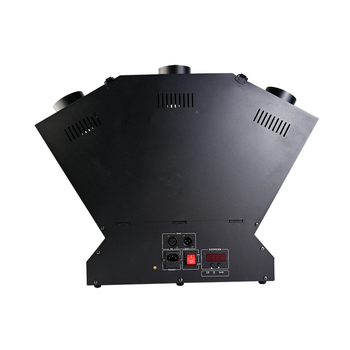цена на LPG Fire Machine DMX512 Stage Flame Machines 3 Head Spray Display Board Fire Projector Machines Stage Party Show New