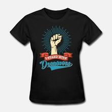 Men t shirt DACA Dreamers Women t shirt(China)