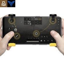 Oryginalny Youpin Flydigi kontroler gier lewy prawy Gamepad Trigger 2 Shooter Joystick dla PUBG mobilna gra dla iPhone Android