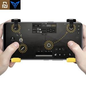 Image 1 - מקורי Youpin Flydigi משחק בקר שמאל ימין Gamepad הדק 2 Shooter ג ויסטיק עבור PUBG נייד משחק עבור iPhone אנדרואיד