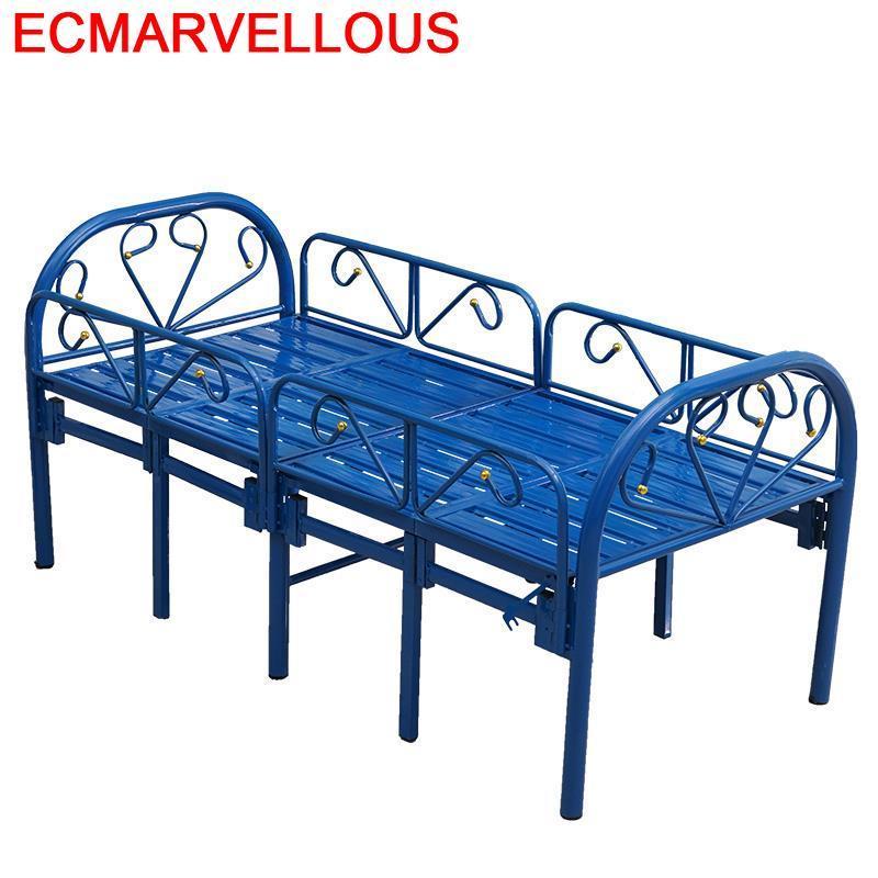 Furniture Fille Cama Individual Children's Recamara Infantil Girl Letto Per Bambini Children Kinderbett Lit Enfant Kid Bed