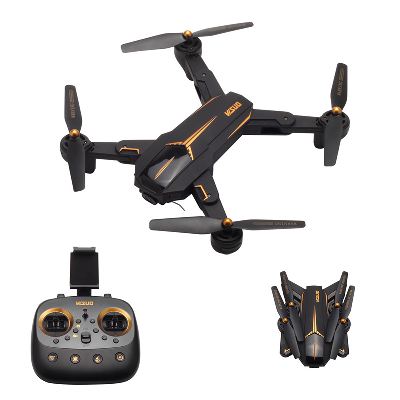 VISUO XS812 GPS Drone con cámara 4K HD Drone 5G WIFI FPV altitud mantener una tecla de retorno RC Quadcopter helicóptero VS E520S sd906 - 3