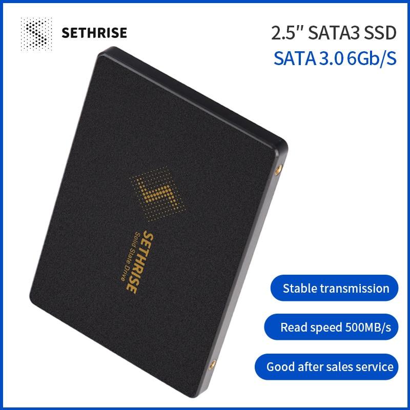sethrise hard disk solid state drive Desktop SSD PC computer 120G/128G/240G/256G SATA3.0 for desktop and laptop