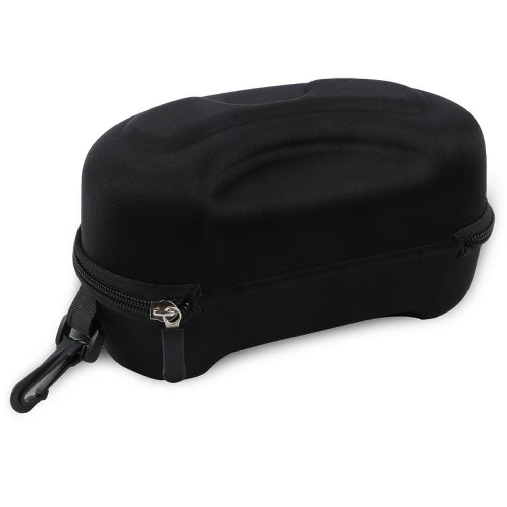 Glasses Case Ski Glasses Case Waterproof Wear-resistant Black Adult Cycling Goggles Storage Box Container