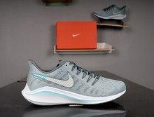 Chaussures De Course confortables pour Hommes, Baskets classiques, Air Zoom Vomero 14, Gris Jade, décontractées, respirantes, pour la Marche et le sport