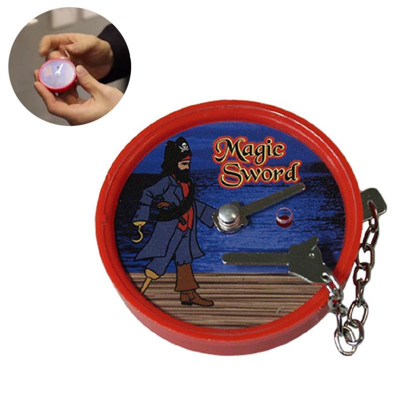 Magie épée pointeur tours de Magie scène gros plan Magia apparaissent disparaître Magie mentalisme Illusion Gimmicks accessoires amusant pointeur Magica