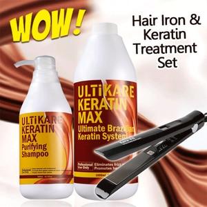 Brazilian keratin hair treatme
