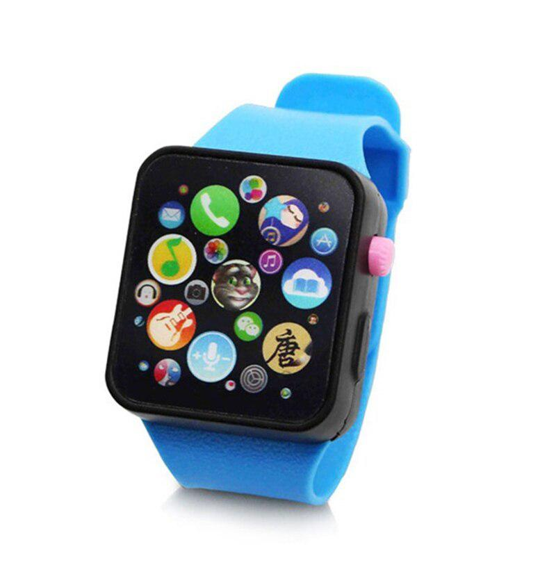 HobbyLane Children Multi-function Toy Watch Touch Screen Smartwatch Wristwatch For Early Education