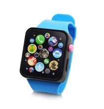 Buy HobbyLane Children Multi-function Toy Watch Touch Screen Smartwatch Wristwatch for Early Education directly from merchant!