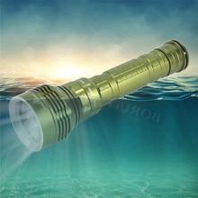 XM-L2 5000LM LED Taschenlampe
