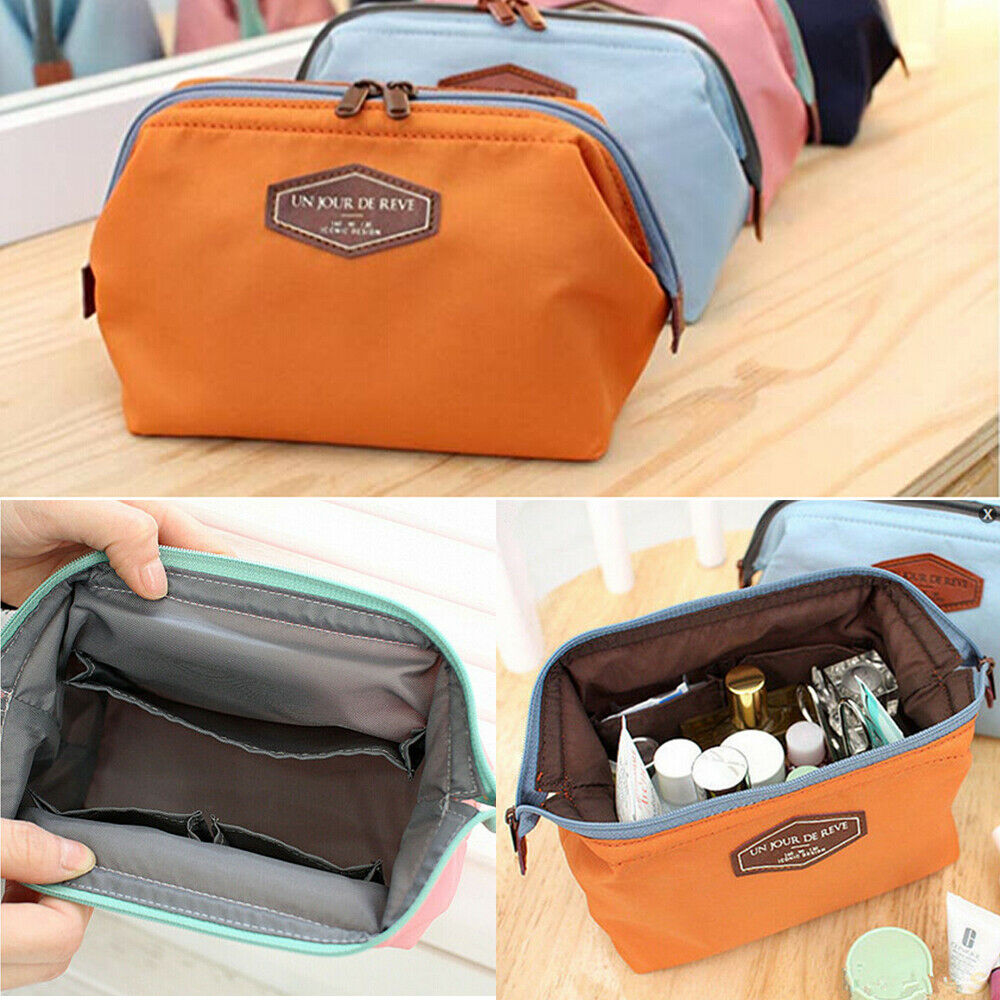 Girls Travel Small Cosmetic Bag Cosmetic Case Makeup Bag Toiletry Organizer Ladies Mini Casmetic Bags Hot Sales