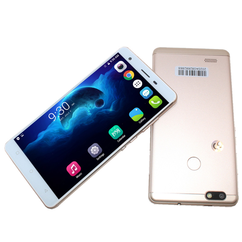 Hot sales 5 inch S07 3G/4G Smartphone Android 6.0 MTK6737 2G+16G Touching Screen Dual SIM Bluetooth WIFI Micro USB 2 Cameras 5