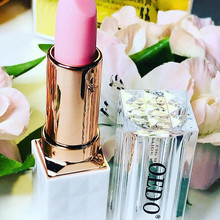 Lip-Balm Moist-Cream Makeup Peptide Skin-Care-Repair Face Rose Anti-Chapped Damage Colorful