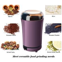 Super Fine Grinding Machine Grain Mill Crusher Household Small Chinese Herbal Medicine Dry Mill Electric Spice Coffee Grinder цена и фото
