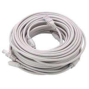 Image 5 - Câble de vidéosurveillance Lan 2 en 1, pour vidéosurveillance, réseau Ethernet, IP 5/10/20/30m, câble RJ45