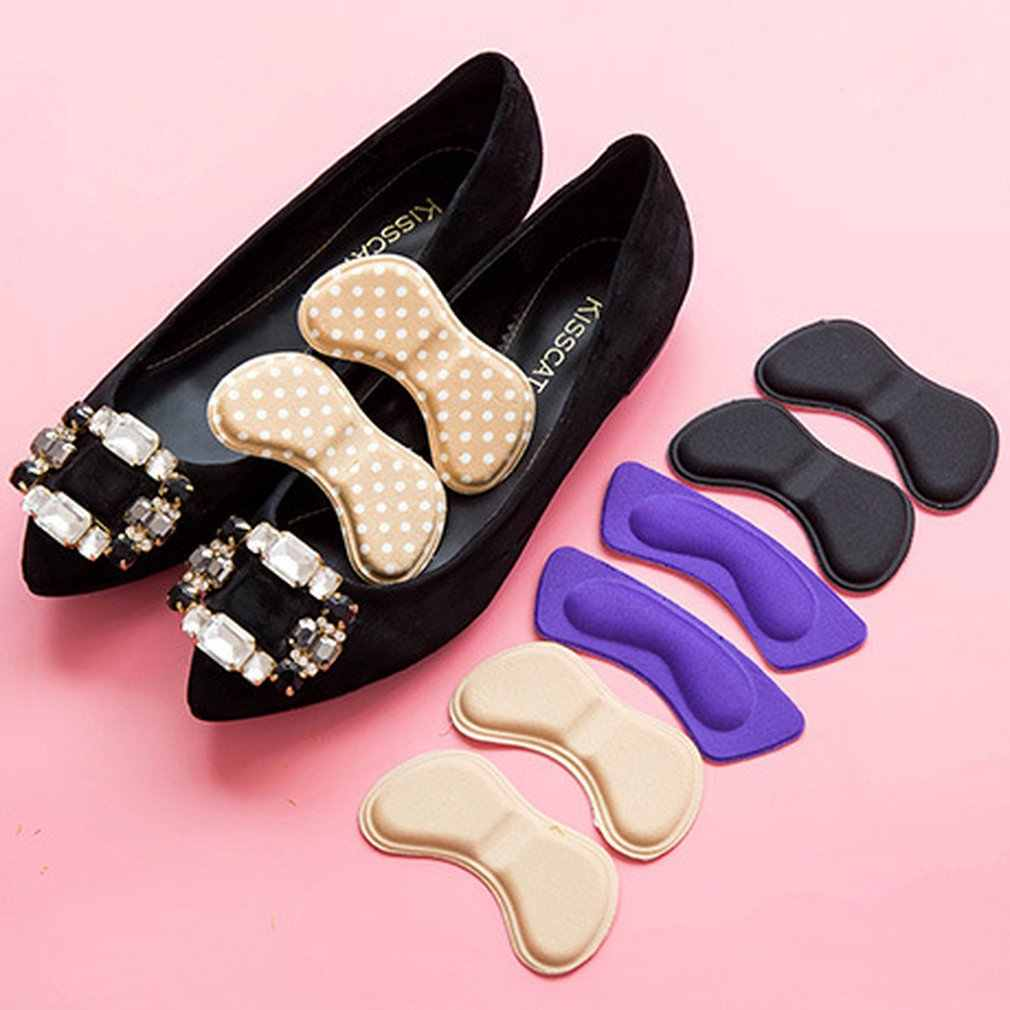 A Pair/Set Thickened Sponge Back Foot Pad Practice Shoes Foot Thong Protect Dance Socks Foot Care High Heels Shoes Accessories