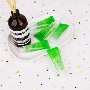 Moisturizing Natural Primer Makeup Transparent Gel Aloe 100% Pure Plants Base Primer foundation Eyeshadow Skin Damage Repair