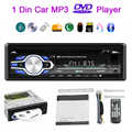 5014BT 12V universel Autoradio lecteur DVD 1 DIN Support Autoradio Bluetooth appel mains libres USB DVD VCD CD FM lecteur MP3