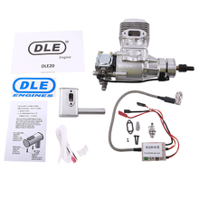 DLE 20 20CC original GAS Engine For RC Airplane model hot sell DLE20 DLE-20CC DLE