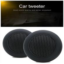 Universal Car Audio Horns Vehicle Tweeter 12-24V 10W 89db TS