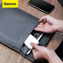 Baseus Laptop Sleeve Bag Case for Macbook Air Pro 13 14 15 16 Super Thin Double layer Computer Liner Bag Case for Dell Lenovo