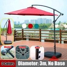 Gazebo-Tent Canopy Patio Garden Outdoor Umbrella with Iron-Frame Adjustable Sunshade