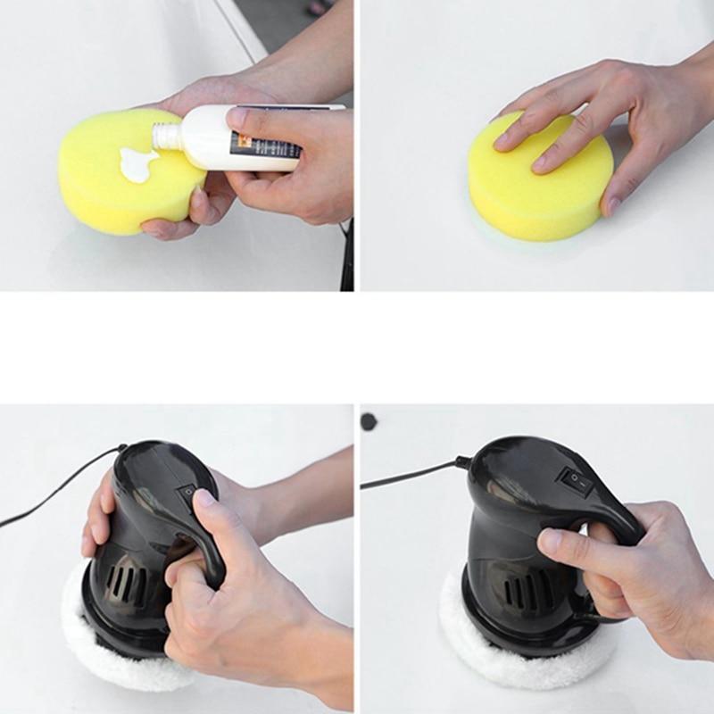 carro máquina depilação elétrica brilho pintura a
